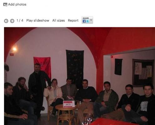 Il primo MeetUp di Beppe Grillo a cui ho partecipato nel 2006