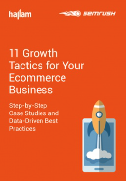 11 Growth Tactics for your Ecommerce Business - Ebook download