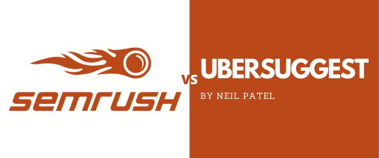 Confronto UberSuggest vs SEMRush Migliore Strumento SEO Recensione dettagliata in Italiano